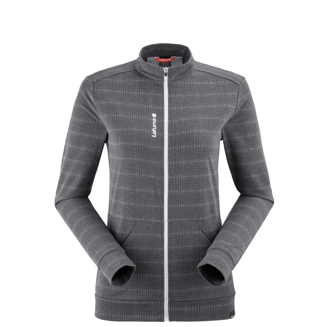 Fleecejacket - Women SKIM JERSIE W GREY Lafuma