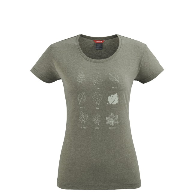 Short sleeves tee-shirt - Women PEARL TEE W KHAKI Lafuma