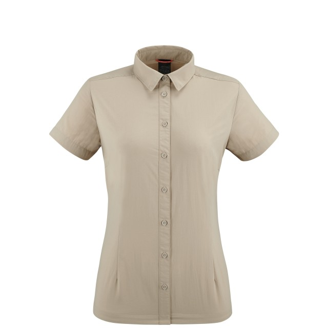 Short sleeves shirt - Women ACCESS SHIRT W BEIGE Lafuma