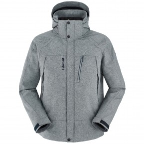 FASTRACK 3IN1 LOFT JACKET Grey Lafuma