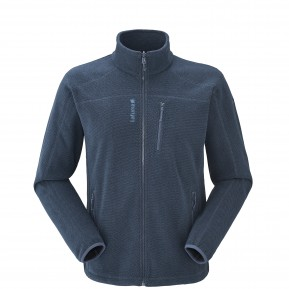 TECHFLEECE ZIP-IN Blue Lafuma