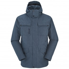 HUDSON 3IN1 LOFT JACKET Blue Lafuma
