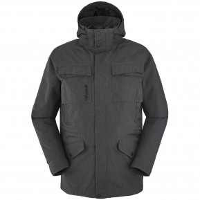 HUDSON 3IN1 LOFT JACKET Black Lafuma