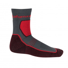 FASTLITE MERINO LONG Red Lafuma