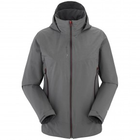 WAY GTX ZIP-IN JKT Grey Lafuma