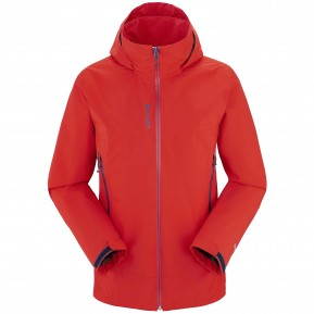 WAY GTX ZIP-IN JKT Red Lafuma