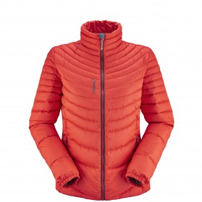 LD  TRACKDOWN ZIP-IN JACKET Red Lafuma