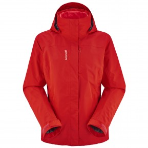 LD  ACCESS 3IN1 LOFT JACKET Red Lafuma