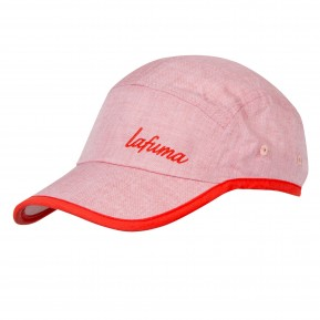 LD COTTON CAP Red Lafuma