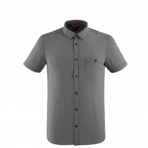 COMPASS SHIRT M BLACK Lafuma