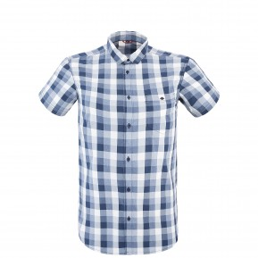 COMPASS SHIRT Blue Lafuma