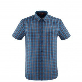 COMPASS SHIRT M BLUE Lafuma