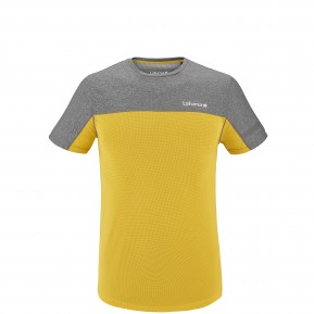 SKIM TEE Yellow Lafuma