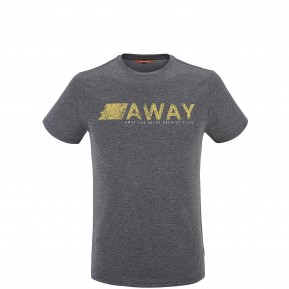 SHIFT TEE Grey Lafuma