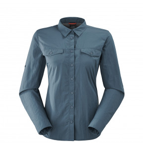 SHIELD SHIRT W Blue Lafuma