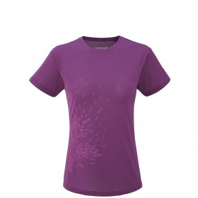 LD ACCESS TEE Purple Lafuma