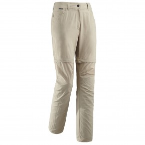ACCESS Z-OFF PANTS W Beige Lafuma
