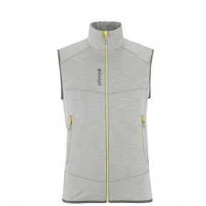SHIFT VEST ZIP-IN Grey Lafuma