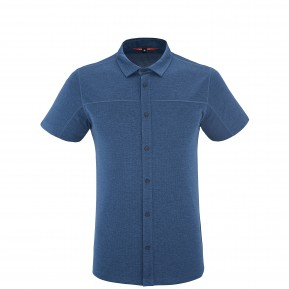 SHIFT SHIRT Blue Lafuma