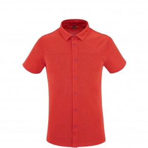 SHIFT SHIRT Red Lafuma