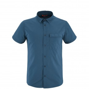 ACCESS SHIRT Blue Lafuma