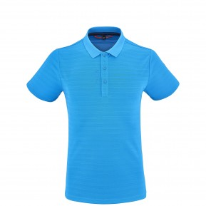 TRACK POLO Blue Lafuma
