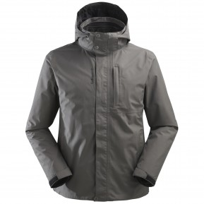 JAIPUR GTX 3in1 FLEECE JKT M Grey Lafuma