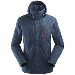 ACCESS ZIP-IN JKT Blue Lafuma