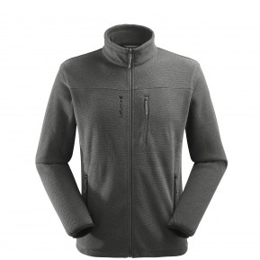 TECHFLEECE F-ZIP M Grey Lafuma