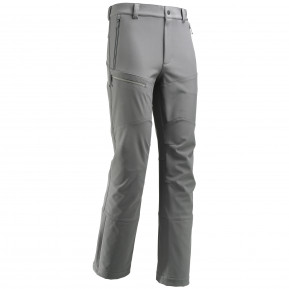 TRACK SOFTSHELL PANTS M Grey Lafuma
