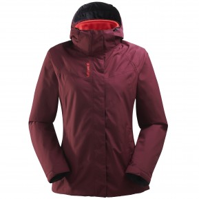 LD JAIPUR GTX 3in1 JKT Red Lafuma