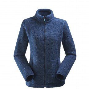 LD DERRY F-ZIP Blue Lafuma