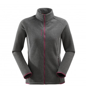 TECHFLEECE F-ZIP W Black Lafuma