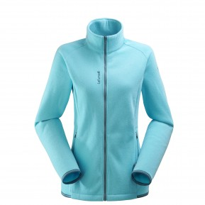 TECHFLEECE F-ZIP W Blue Lafuma