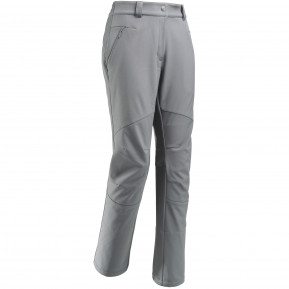 TRACK SOFTSHELL PANTS W Grey Lafuma