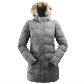 LD HUDSON COAT Grey Lafuma