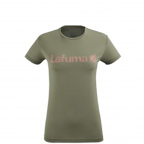 CORPORATE TEE W KHAKI Lafuma