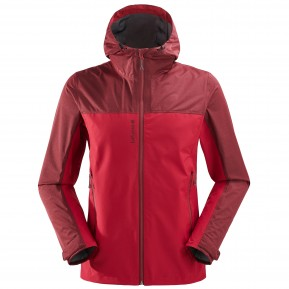 SHIFT HYBRID GORE-TEX JKT M RED Lafuma