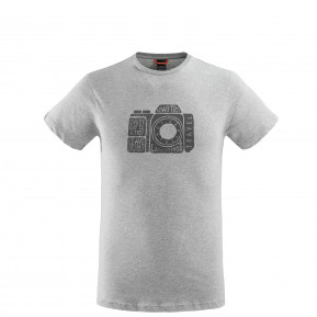 ADVENTURE TEE Grey Lafuma