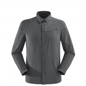 SKIM SHIRT LS Grey Lafuma