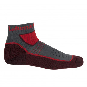 FASTLITE MERINO LOW Red Lafuma