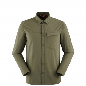 SHIELD SHIRT M KHAKI Lafuma