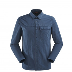232726a5c1 SHIELD SHIRT Blue Lafuma