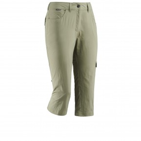 ACCESS 3/4 PANTS W Kaki Lafuma