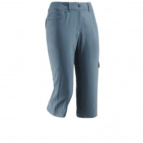 ACCESS 3/4 PANTS W Blue Lafuma
