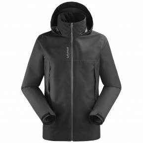 WAY GORE-TEX ZIP-IN JKT M BLACK Lafuma