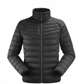 ALPIC LOFT F-ZIP M Black Lafuma