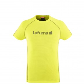 WAY TEE LOGO M YELLOW Lafuma