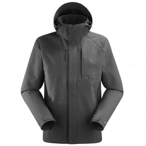 TRACK ZIP-IN JKT M Black Lafuma