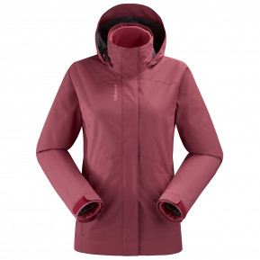 ACCESS 3in1 FLEECE JKT W Pink Lafuma